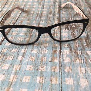 Rayban Eyeglass Unisex 50-17-140 RX5206